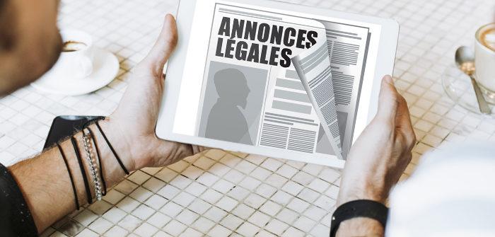 publier ses annonces legales en ligne